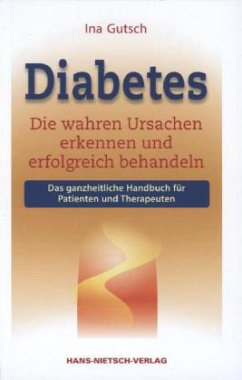 Diabetes - Gutsch, Ina