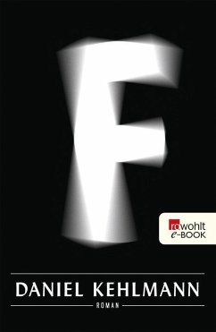 F (eBook, ePUB) - Kehlmann, Daniel
