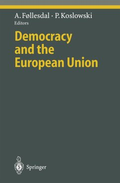 Democracy and the European Union (Ethical Economy)
