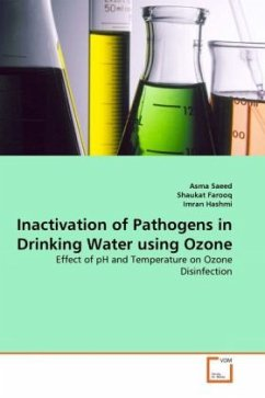 Inactivation of Pathogens in Drinking Water using Ozone - Saeed, Asma Farooq, Shaukat Hashmi, Imran