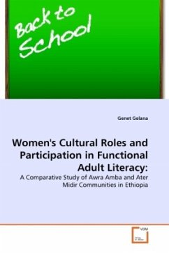 Women's Cultural Roles and Participation in Functional Adult Literacy - Gelana, Genet