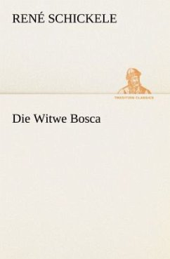Die Witwe Bosca (TREDITION CLASSICS)