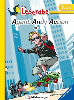 Leserabe - Agent Andy Action - Thilo