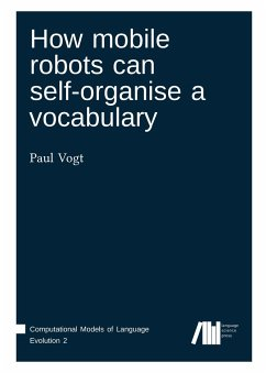 How mobile robots can self-organise a vocabulary - Vogt, Paul