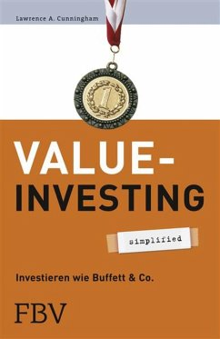 Value-Investing - simplified (eBook, ePUB) - Cunningham, Lawrence A.