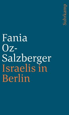 Israelis in Berlin - Oz-Salzberger, Fania