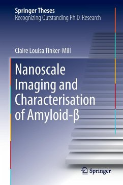 Nanoscale Imaging and Characterisation of Amyloid-ß - Tinker-Mill, Claire Louisa
