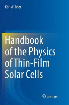 Handbook of the Physics of Thin-Film Solar Cells - Böer, Karl W.