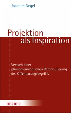 Projektion als Inspiration (eBook, PDF) - Negel, Joachim