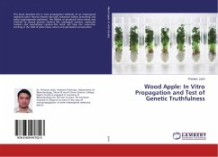Wood Apple: In Vitro Propagation and Test of Genetic Truthfulness