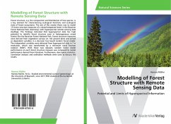 Modelling of Forest Structure with Remote Sensing Data - Müller, Hannes