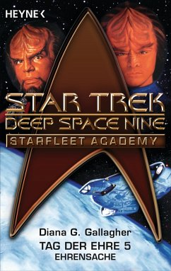Star Trek - Starfleet Academy: Ehrensache (eBook, ePUB) - Gallagher, Diana G.