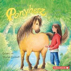 Anni findet ein Pony / Ponyherz Bd.1 (MP3-Download) - Luhn, Usch