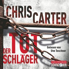 Der Totschläger / Detective Robert Hunter Bd.5 (MP3-Download) - Carter, Chris