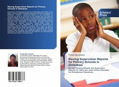 Sieving Supervision Reports for Primary Schools in Zimbabwe - Mavundutse, Tendai