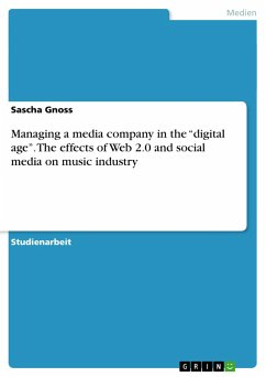 Managing a media company in the