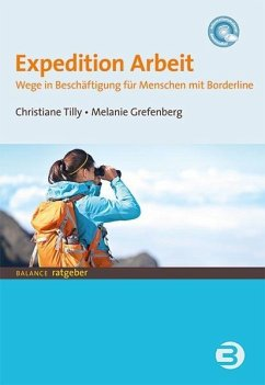 Expedition Arbeit - Tilly, Christiane; Grefenberg, Melanie