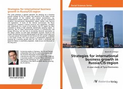 Strategies for international business growth in Russia/CIS-region - Lehniger, Bjoern M.