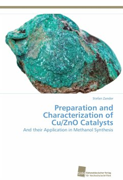 Preparation and Characterization of Cu/ZnO Catalysts - Zander, Stefan