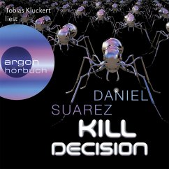 Kill Decision (MP3-Download) - Suarez, Daniel