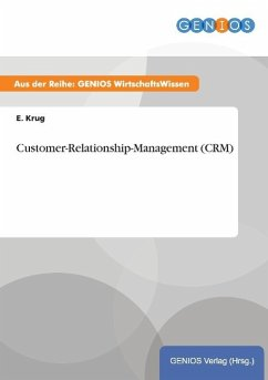Customer-Relationship-Management (CRM) - Krug, E.