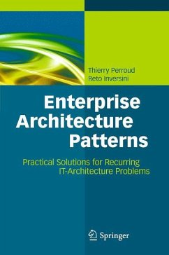 Enterprise Architecture Patterns - Perroud, Thierry Inversini, Reto