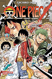 One Piece: Bd.69 One Piece