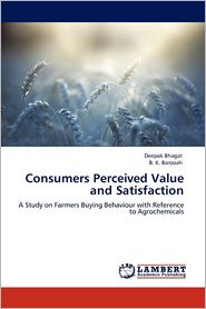 Consumers Perceived Value And Satisfaction