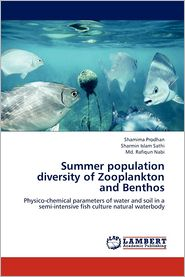 Summer Population Diversity of Zooplankton and Benthos