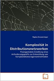 Komplexit T In Distributionsnetzwerken - Regina Grussenmeyer