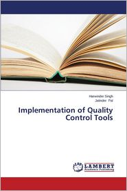 Implementation of Quality Control Tools