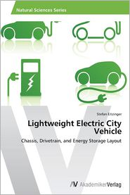 Lightweight Electric City Vehicle