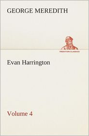 Evan Harrington - Volume 4 - George Meredith