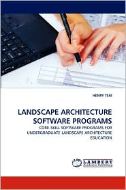 LANDSCAPE ARCHITECTURE SOFTWARE PROGRAMS