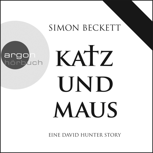 Katz und Maus. Eine David Hunter Story, Hörbuch, Digital, 56min - Simon Beckett