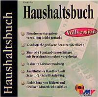 Das Haushaltsbuch, 1 CD-ROM f.Windows 95/98/NT 4.0 - Urban, Albert