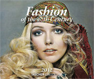 2012 Fashion 20th Century Tear-Off Box Calendar - TASCHEN