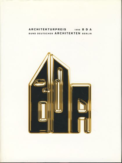 BDA Architekturpreis Berlin 1998. - -