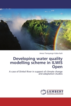Developing water quality modelling scheme in ILWIS Open - Kabo-bah, Amos Tiereyangn