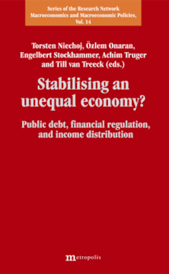 Stabilising an unequal economy?: Public debt, financial regulation, and income distribution