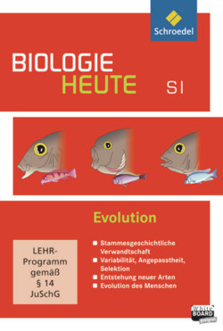 Biologie heute Evolution CD-ROM