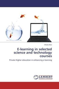 E-learning in selected science and technology courses - Devi, Sheila