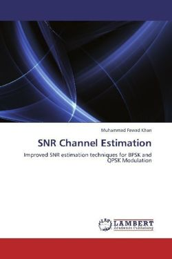 SNR Channel Estimation - Khan, Muhammad Fawad