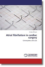 Atrial fibrillation in cardiac surgery - Ahlsson, Anders