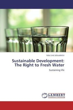 Sustainable Development: The Right to Fresh Water - Júlíusdóttir, Vala Lind