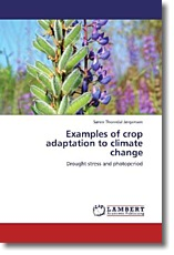 Examples of crop adaptation to climate change - Jørgensen, Søren Thorndal