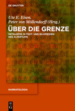 Transferring Borders: Metalepsis in Texts and Artifacts of Antiquity (Narratologia) (German Edition)