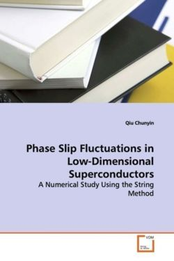 Phase Slip Fluctuations in Low-Dimensional Superconductors - Chunyin, Qiu