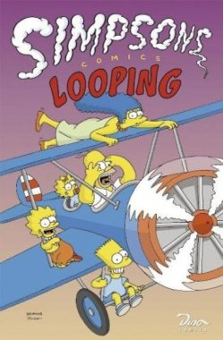 Simpsons Comic Sonderband 05. Loopings