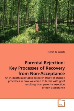 Parental Rejection: Key Processes of Recovery from Non-Acceptance - de Caresle, Jennet